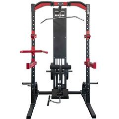 Armortech Half Rack HR33 with Lat Attachment