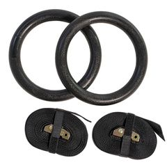 Gym Rings Plastic