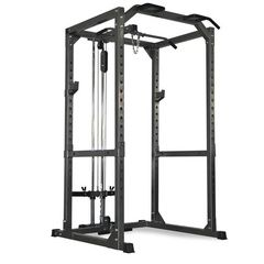 Bodyworks Power Cage With Lat Pulldown  LU475PC