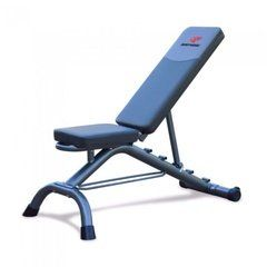 Bodyworx FID bench with rack C325UB