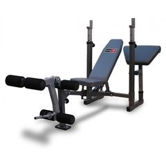 BodyWorx FID Bench Press C352STB