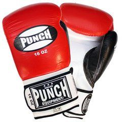 Trophy Getters Commercial Boxing Gloves - Red 16oz