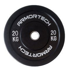Armortech V2 Black Bumpers 20kg