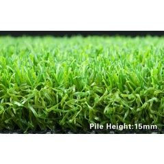 Astro Turf 2.5m x 20m long (white stripe)