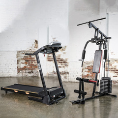 Home Gym & Treadmill package