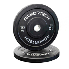 Armortech V2 Black Bumpers 5kg - 25kg