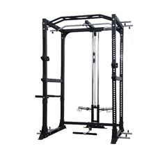 ArmorTech Power Cage PC5 With Lat Attachment