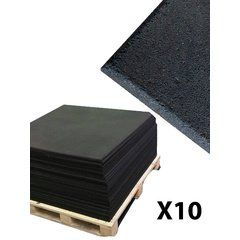 Armortech Rubber Flooring 10 Pack