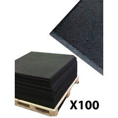 Armortech Rubber Flooring 100 Pack