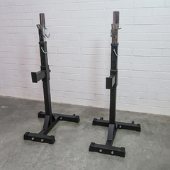 Atec V2 Single Squat Rack Stand 402