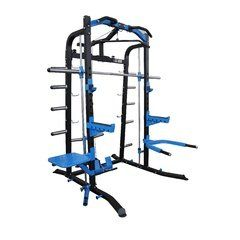 Armortech Commercial Half Rack and Smith Machine