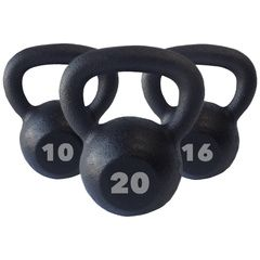 Iron Kettlebell Medium Pack