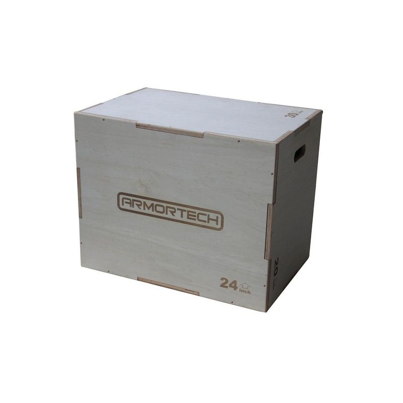 ArmorTech 3-in-1 Wooden Plyo Box