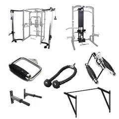 Cage and Rack Attachments