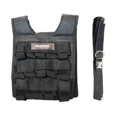 Armortech Adjustable Weighted Vests 10 - 30Kg ( Weights included )