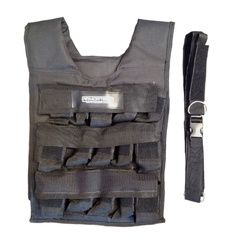Armortech 10kg Adjustable Weighted Vest