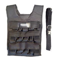 Armortech 20kg Adjustable Weighted Vest