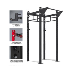 Armortech Custom Commercial Power Cage SM1