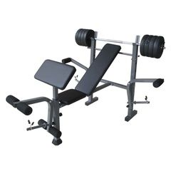 Armortech Bench Press + 35kg Barbell Set BP002