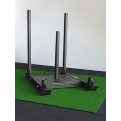 Green Turf (1.5m x 20m) + FREE Dog Sled