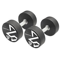 Commercial Round Dumbbell 37.5kg (Pair)