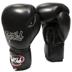 FIGHT CLUB PRO BOXING GLOVES - WEIGHT: 16oz