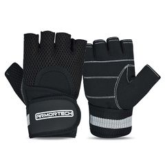 Armortech V2 Air Mesh Lifting Gloves [SIZE: Large]