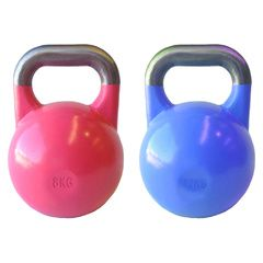 Competition Kettlebell 8-12kg Set