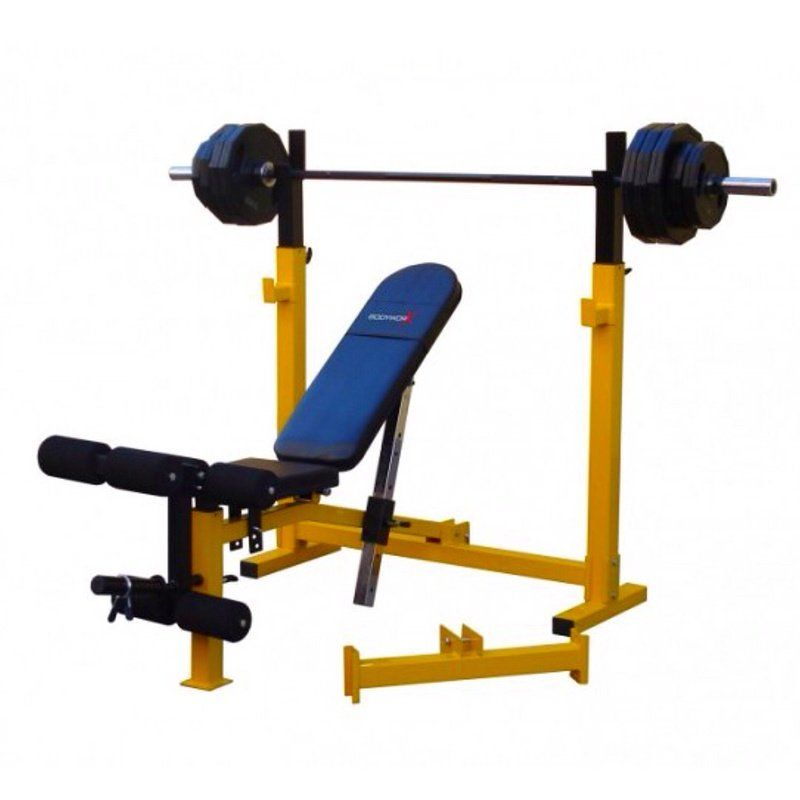 Foldable Weight Bench C5200SB
