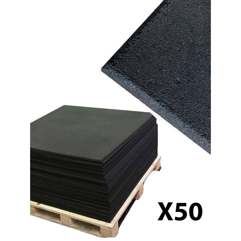 Armortech Rubber Flooring 50 Pack